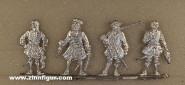 Diverse Hersteller: Berühmte Piraten der Karibik, 1712 bis 1786