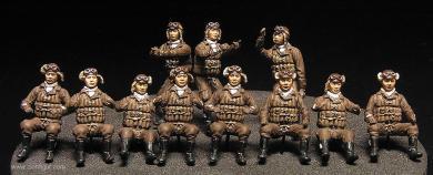 Neu Hasegawa 35116-1//72 Japanische Marine Flieger