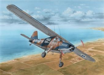 Special Hobby Dornier Do 27 CASA C-127 German Spanish 1:72 Bausatz Kit Art 72327