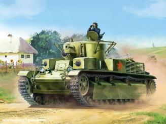 Zvezda 6160-1//100 Wargame Addon Soviet T-34//85 Neu