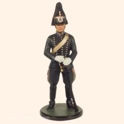 Tradition Model Kit 90mm Field Marshal Blucher Waterloo 1815 RC9008