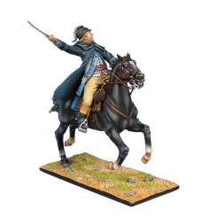 AWI105 US Continental 3rd Light Dragoons Private #1 by First Legion