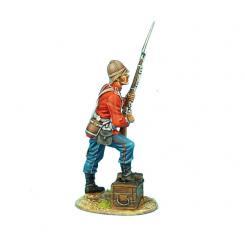 1//35 WW2 Schreiender Soldat Infanterist im Maßstab 1 1