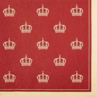 Servietten ''Preußische Krone''