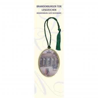 """Lesezeichen """"Brandenburger Tor"""""""