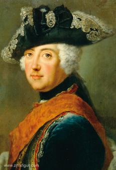 """Magnet """"Friedrich II 1745"""""""