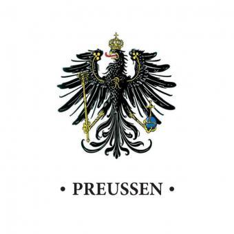Magnet ''Preußischer Adler'' (8 x 5,5 cm)