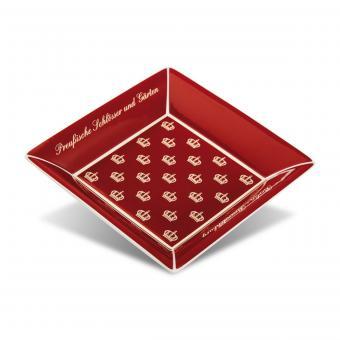 Vide Poche ''Preußische Krone'', rot