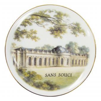 """Untersetzer """"Schloss Sanssouci"""""""