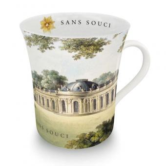 "Tasse ""Schloss Sanssouci"""