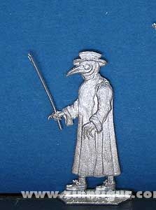Dr. Schnabel (Pestarzt)