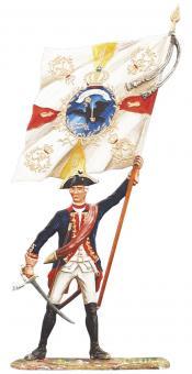 Preußischer Musketier-Fahnenträger