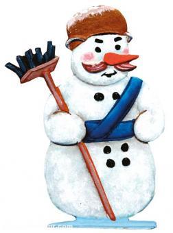 Snowman Guard
