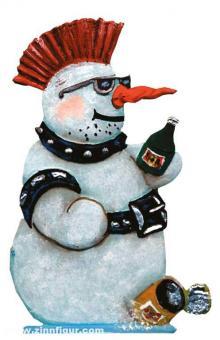 Snowman Punk