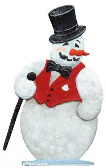 Snow-Gentleman