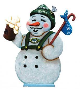 "Snowman ""Münchener Oktoberfest"""