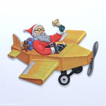 Santa Claus Pilot