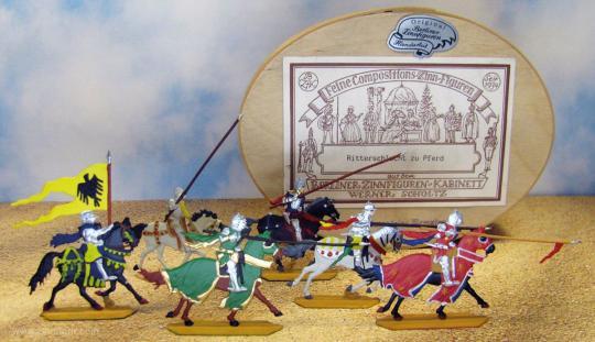 Ritterschlacht zu Pferd