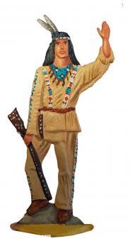 Großfigur: Winnetou (Indianer)
