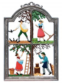 Ornament: Four Seasons