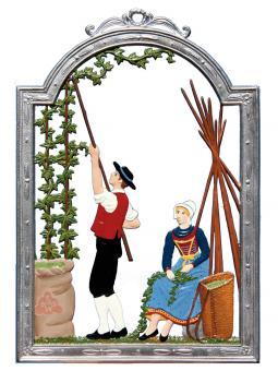 Ornament: Hop-Picker