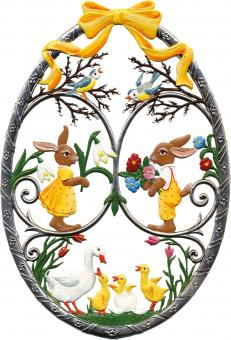 Ornament: Large Hanging Easter