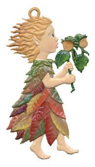 Ornament: Autumn Elf