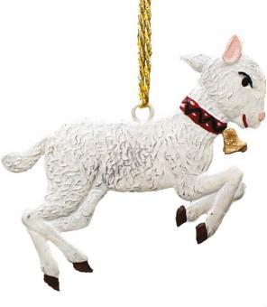 Ornament: Easter Lamb