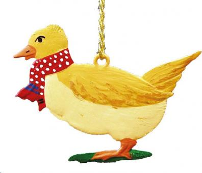 Ornament: Large Duck