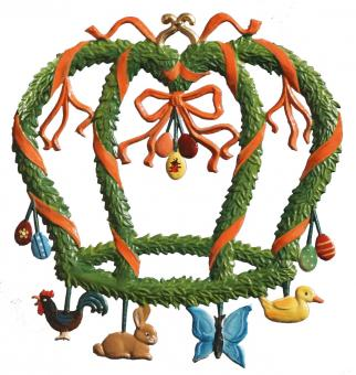 Ornament: Easter Crown