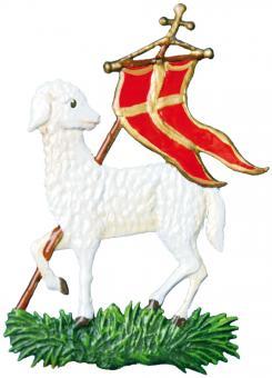 Ornament: The Easter Lamb