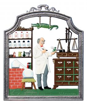 Ornament: Pharmacist