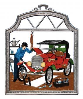 Ornament: Car Mechanic