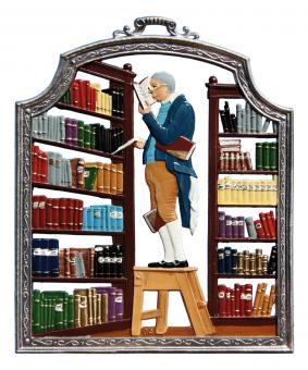 Ornament: Bookseller