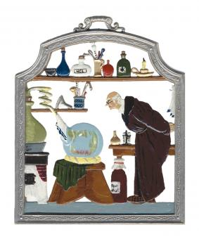 Ornament: Alchemist