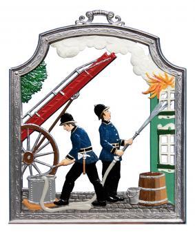 Berufetafel: Feuerwehr