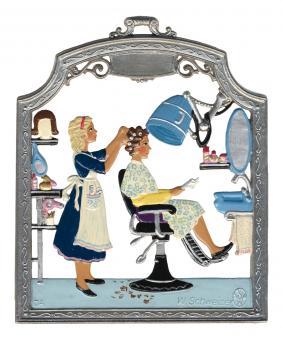 Ornament: Hair Dresser