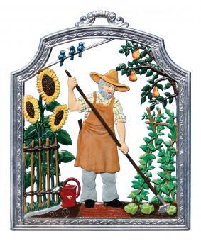Ornament: Gardener