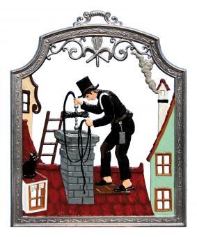 Ornament: Chimney Sweeper
