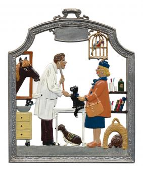 Ornament: Veterinarian