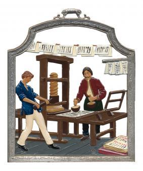 Ornament: Printer