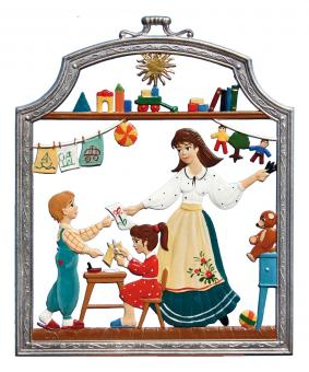 Ornament: Kindergarten Teacher