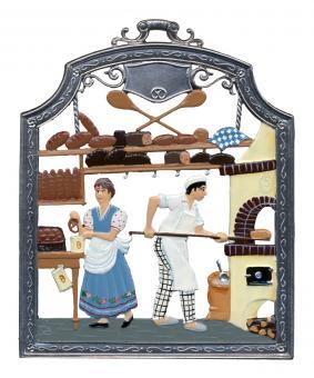 Ornament: Baker