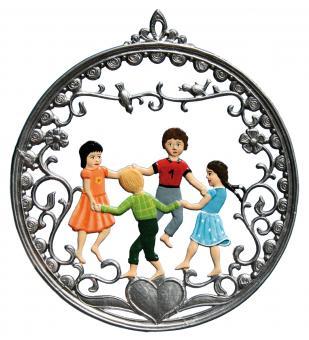 Ornament: Dancing Children - Kindergarten