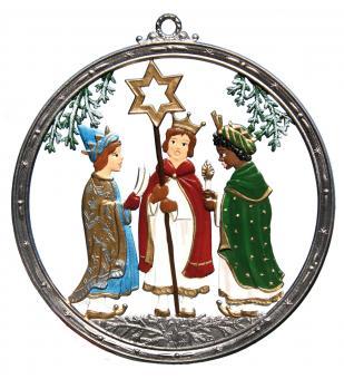 Ornament: Star Singers