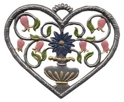 Ornament: Flower Vase