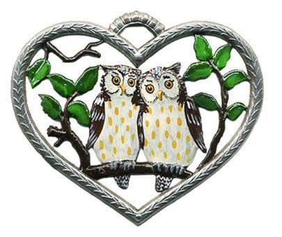 Ornament: Owls