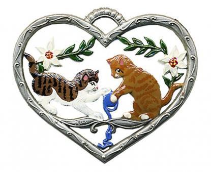Herz, klein, Kätzchen