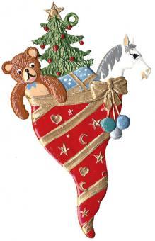 Anhänger: Weihnachtstüte