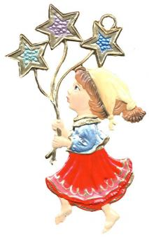 Anhänger: Sternenmädchen